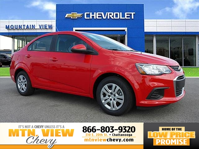 new 2017 chevrolet sonic ls auto ls auto 4dr sedan in chattanooga 17064 mtn view chevrolet. Black Bedroom Furniture Sets. Home Design Ideas