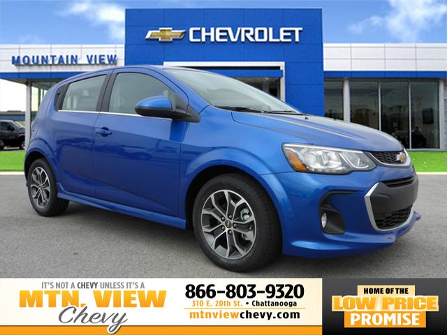 new 2017 chevrolet sonic lt rs auto lt rs auto 4dr hatchback in chattanooga 17078 mtn view. Black Bedroom Furniture Sets. Home Design Ideas