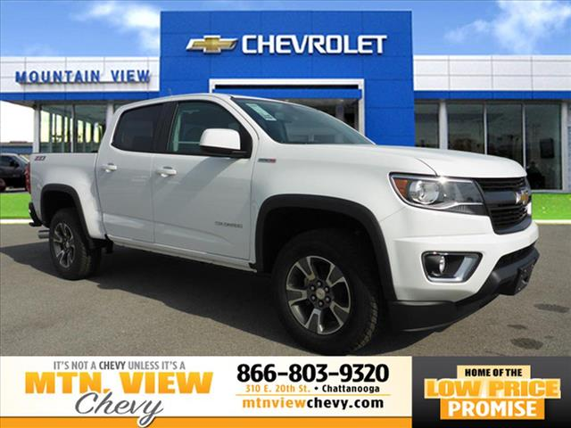 new 2017 chevrolet colorado z71 diesel 4x4 z71 4dr crew cab 5 ft sb in chattanooga t17441. Black Bedroom Furniture Sets. Home Design Ideas