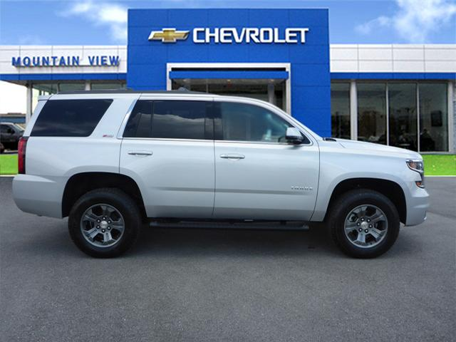 New Chevrolet Tahoe Lt Lt Suv In Chattanooga