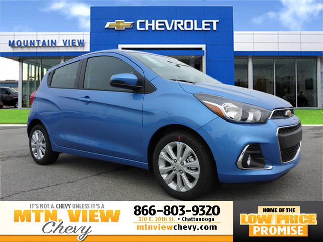 New 2017 Chevrolet Spark 1LT CVT